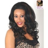 BOGO: NEW BORN FREE Synthetic Magic Lace front Wig: MLP23