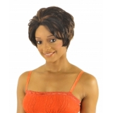 BOGO: NEW BORN FREE Synthetic Magic Lace front Wig: MLP28