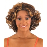 BOGO: NEW BORN FREE Synthetic Magic Lace front Wig: MLP31