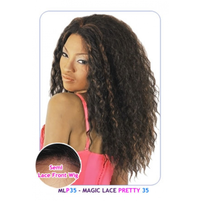 NEW BORN FREE Synthetic Magic Lace front Wig  MLP35 8288ee298e47