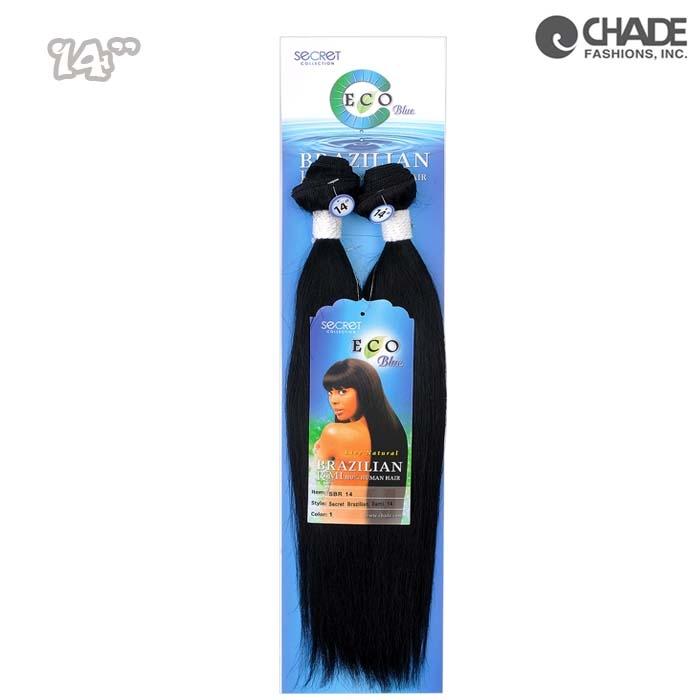 Echo Blue Secret Brazilian Human Hair Weave 14
