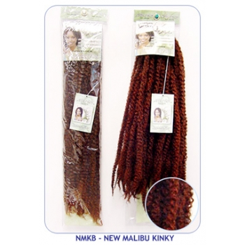 NEW BORN FREE Synthetic Hairpieces NMKB NEW MALIBU KINKY