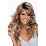 Estetica Classique Pure Stretch Cap Full Wig - Becky