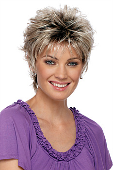 -Estetica Classique Pure Stretch Cap Full Wig - Christa