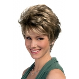 Estetica High Society Monofilament Full Wig - Dannii