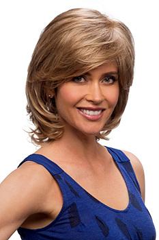 Estetica Classique Pure Stretch Cap Full Wig - Denise