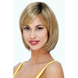 Estetica Classique Pure Stretch Cap Full Wig - Heather