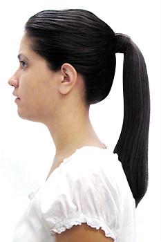 Estetica Hair Pieces and Accessories  - Futura Pony Wrap 14 inch