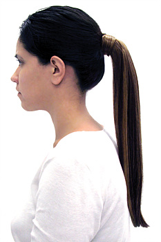 Estetica Hair Pieces and Accessories  - Futura Pony Wrap 18 inch