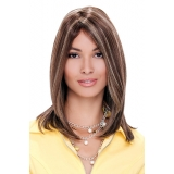 Estetica Hair Dynasty Human Hair Wigs - Celine Front Lace Line