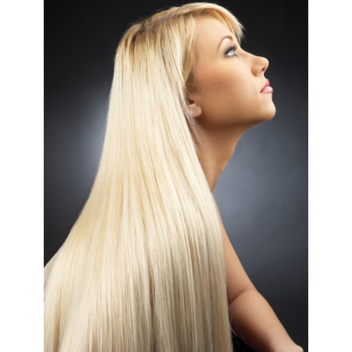 Bohyme Gold 100 Remi Human Hair Weave Silky Straight