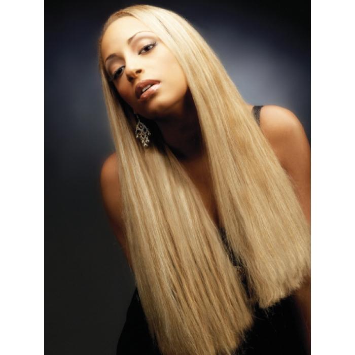 Bohyme Gold 100 Virgin Human Hair Weave Velvet Luster Yaki 10 Inch