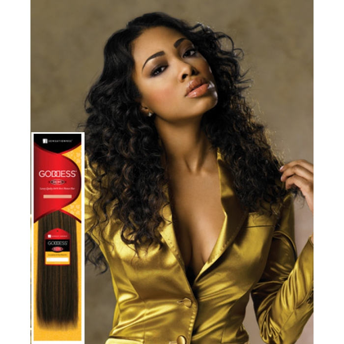 Sensationnel Goddess Remi Loose Deep Weave 14 Inch