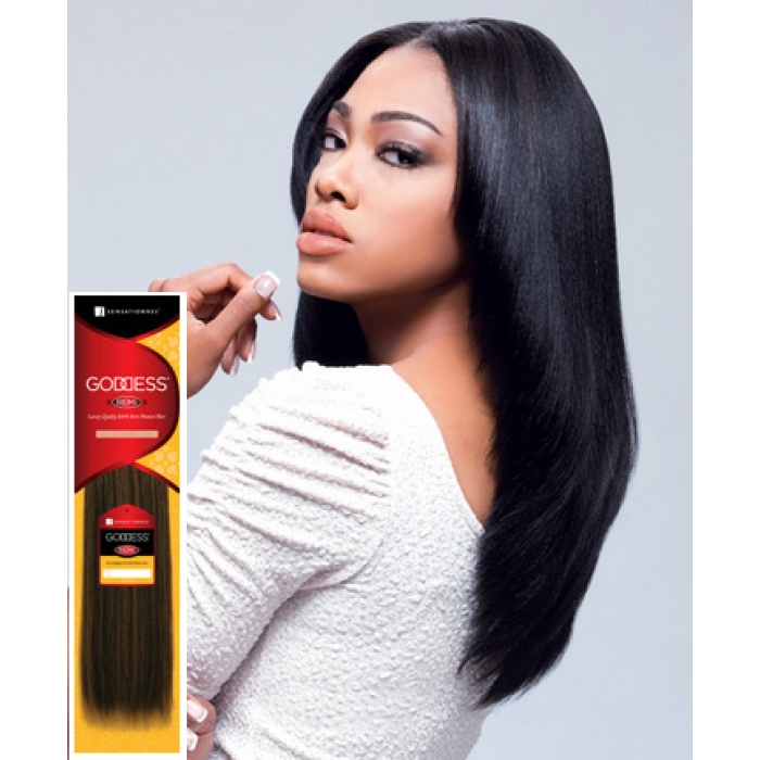 Goddess remi sensationnel goddess remi natural yaki weave 12 inch pmusecretfo Images