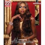 Sensationnel Alexander ALEXANDER YAKI 22 - Remi Human Weave Extensions