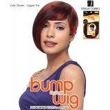 Sensationnel Bump Wig MISSY - Human Hair Full Wig
