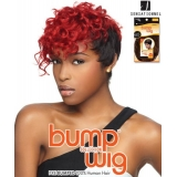 Sensationnel Bump Wig PIXIE MIX - Human Hair Full Wig