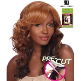 Sensationnel Empress Edge Pre-Cut CARRIE - Synthetic Lace Front Wig