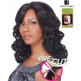 Sensationnel Empress Edge Pre-Cut CHELSEA - Synthetic Lace Front Wig