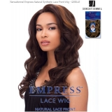 Sensationnel Empress Natural GISELLE - Synthetic Lace Front Wig