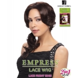 Sensationnel Empress Edge 2in1 JADE - Synthetic Lace Front Wig