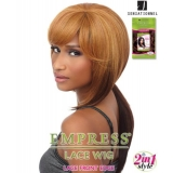 Sensationnel Empress Edge 2in1 PEARL - Synthetic Lace Front Wig