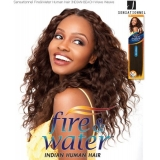 Sensationnel Fire&Water BEACH WAVE 10 - Indian Hair Weave Extensions