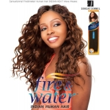 Sensationnel Fire&Water HEAT WAVE 18 - Indian Hair Weave Extensions