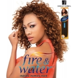 Sensationnel Fire&Water HOT SPICE 10 - Indian Hair Weave Extensions