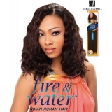 Sensationnel Fire&Water SEA BREEZE 18 - Indian Hair Weave Extensions