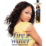 Sensationnel Fire&Water WARM BLAZE 18 - Indian Hair Weave Extensions