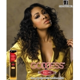 Sensationnel Goddess REMI LOOSE DEEP 12 - Remi Human Weave Extensions