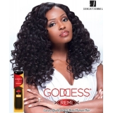Sensationnel Goddess REMI LOOSE DEEP 18 - Remi Human Weave Extensions