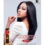 Sensationnel Goddess REMI NATURAL YAKI 10s - Remi Human Weave Extensions