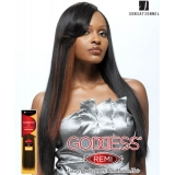 Sensationnel Goddess REMI SILKY 10 - Remi Human Weave Extensions