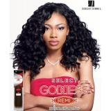Sensationnel Goddess Select GLAM 12 - Remi Human Weave Extensions