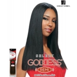 Sensationnel Goddess Select INDIAN YAKI 12 - Indian Hair Weave Extensions