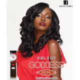 Sensationnel Goddess Select LUXE 12 - Remi Human Weave Extensions