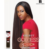Sensationnel Goddess Select REMI YAKI 14 - Remi Human Weave Extensions