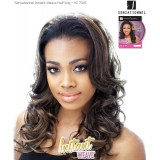 Sensationnel Instant Weave HZ7045 - Synthetic Half Wig