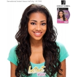 Sensationnel Instant Weave HZ7049 - Synthetic Half Wig
