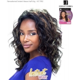 Sensationnel Instant Weave HZ7052 - Synthetic Half Wig