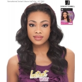 Sensationnel Instant Weave HZ7062 - Synthetic Half Wig