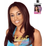 Sensationnel Instant Weave HZ8001 - Human Hair Half Wig