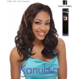 Sensationnel Kanubia ANGEL CURL - Synthetic Weave Extensions
