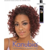 Sensationnel Kanubia CHARMING - Synthetic Weave Extensions
