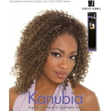 Sensationnel Kanubia CORK SCREW - Synthetic Weave Extensions