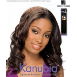 Sensationnel Kanubia ROMANCE CURL - Synthetic Weave Extensions