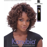 Sensationnel Kanubia SHIRLEY TEMPLE - Synthetic Weave Extensions