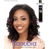 Sensationnel Kanubia STAR CURL - Synthetic Weave Extensions